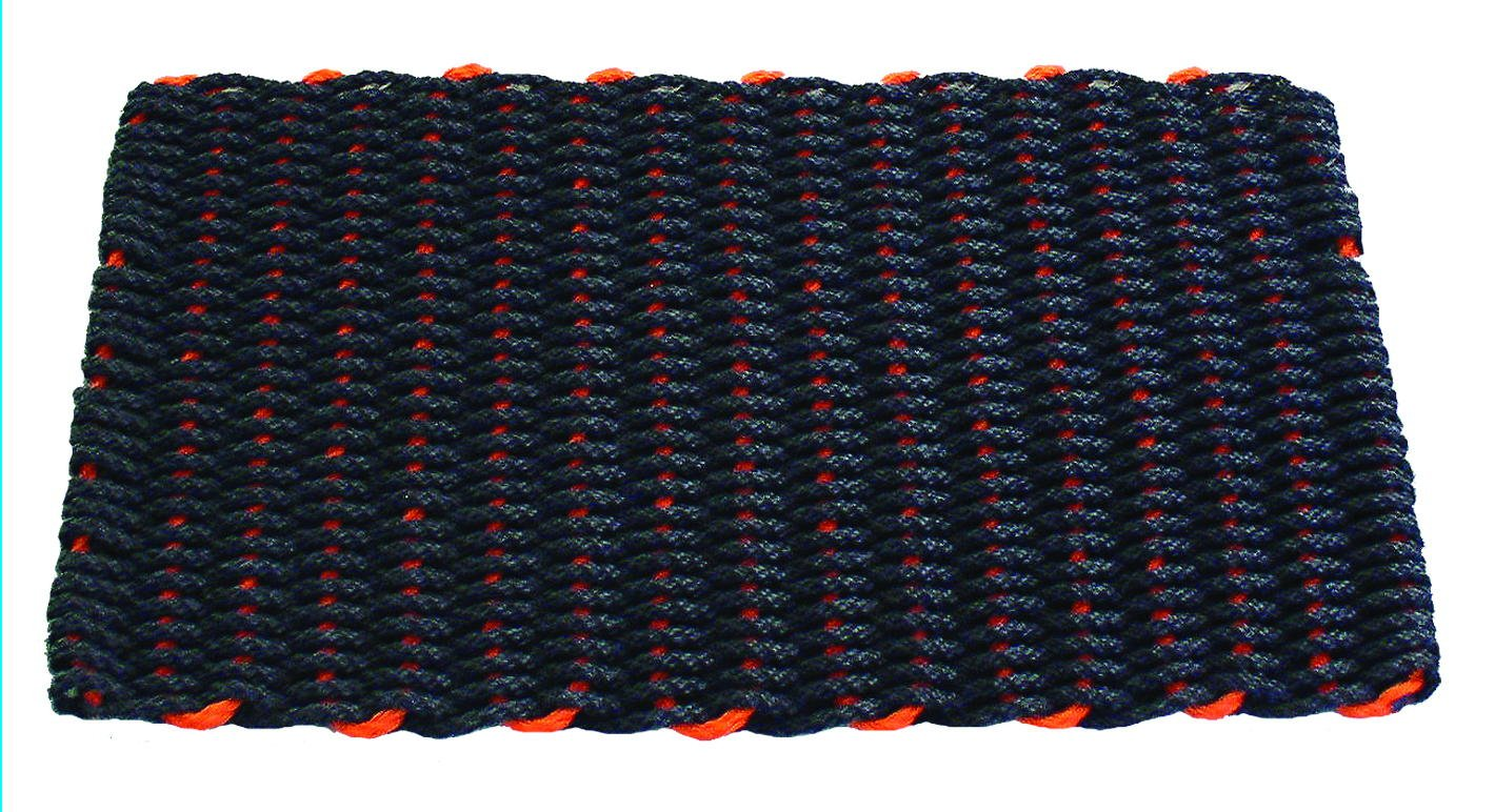 block island rope door mats